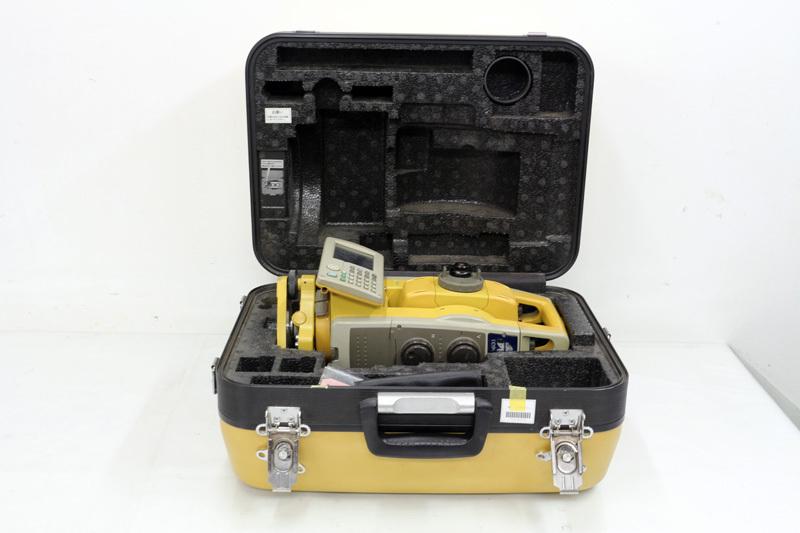 TOPCON トプコン GPT-9005AC トータルステーション 測量機【あす楽】【中古】【消費税込】【送料無料】【代引き不可】