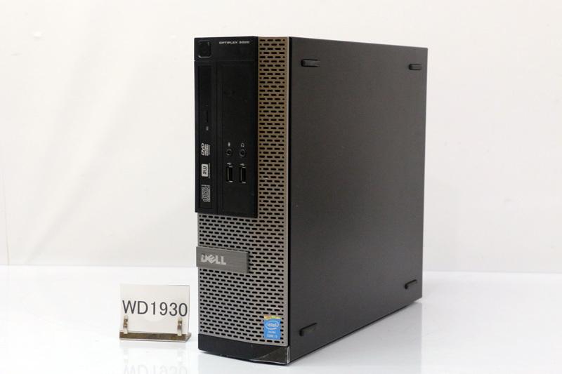 中古 デスクトップ 本体 Windows10 DELL OptiPlex 3020 Core i3 4130 3.40GHz メモリ 4GB HDD 500GB DVDスーパーマルチ 3ヶ月保証【あす楽】【中古】【消費税込】【送料・代引手数料無料】