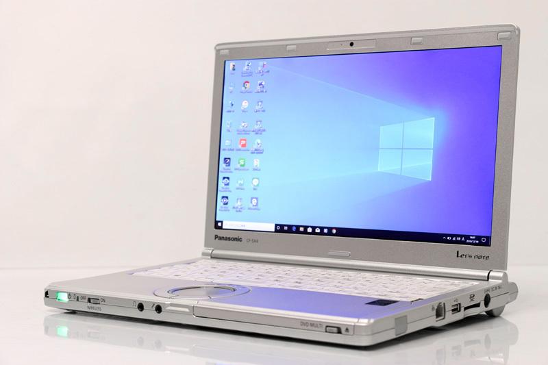 中古 レッツノート Windows10 Panasonic Let's note SX4 CF-SX4EDHCS Core i5 5300U 2.30GHz メモリ 4GB SSD 128GB DVDスーパーマルチ Bluetooth カメラ HDMI 3ヶ月保証【あす楽】【中古】【消費税込】【送料・代引手数料無料】