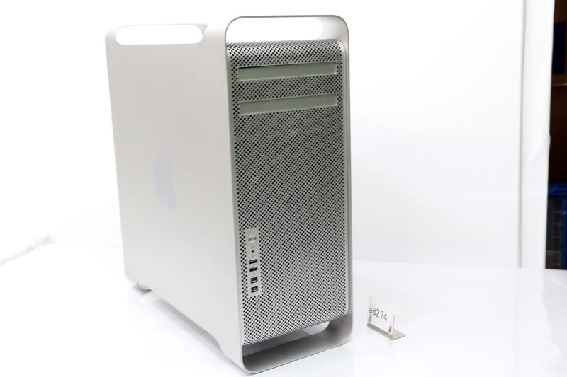 中古 Apple アップル Mac Pro A1289 BT0/CT0 QC/Xeon X5550×2個 2.66GHz 16GB 1TB スーパードライブ 2009年 3ヶ月保証【あす楽】【中古】【消費税込】【送料・代引手数料無料】
