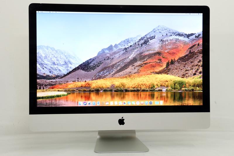 27インチ大画面 中古 Apple iMac A1312 MC813J/A Core i5 2500S 2.70GHz 16GB 1TB スーパードライブ 2011年 Bluetooth カメラ 3ヶ月保証 ad0423 【あす楽】【中古】【消費税込】【送料・代引手数料無料】