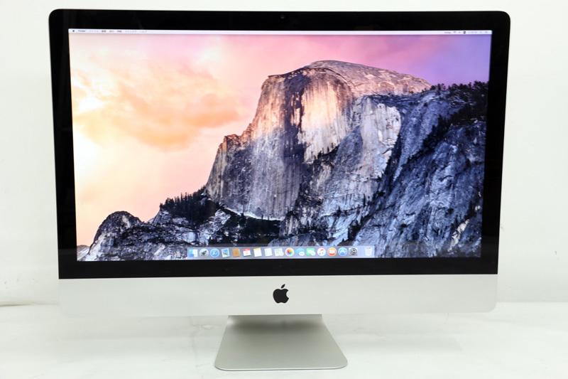 中古 Apple iMac A1312 MD063J/A Core i7 2600 3.40GHz 16GB 1TB スーパードライブ 2011年 カメラ 3ヶ月保証 ad0433 【あす楽】【中古】【消費税込】【送料・代引手数料無料】
