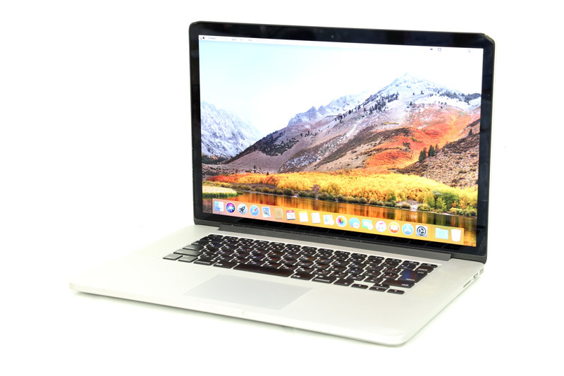 Used Macbook Pro >> Used Apple Apple Macbook Pro A1398 Me664j A Core I7 3635qm 2 40ghz 8gb Ssd120gb 2013 Bluetooth Camera Hdmi Keyboard Backlight Three Months Guarantee