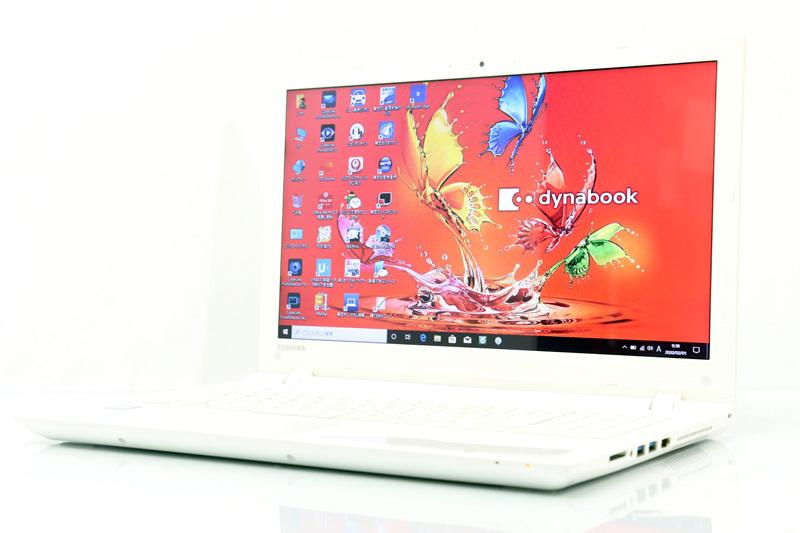 中古 ノートパソコン Windows10 東芝 dynabook AZ35/UW Core i5 6200U 2.30GHz メモリ 4GB HDD 500GB DVDスーパーマルチ Bluetooth 3ヶ月保証【中古】【消費税込】【送料・代引手数料無料】