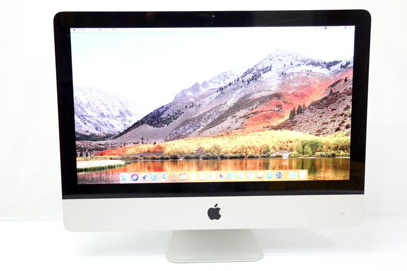 中古 Apple iMac IMACCI5-2500 A1311 MC309LL/A Core i5 2400S 2.5Ghz 8GB 500GB スーパードライブ Mid-2011 Bluetooth カメラ 3ヶ月保証 ad0445 【中古】【消費税込】【送料・代引手数料無料】