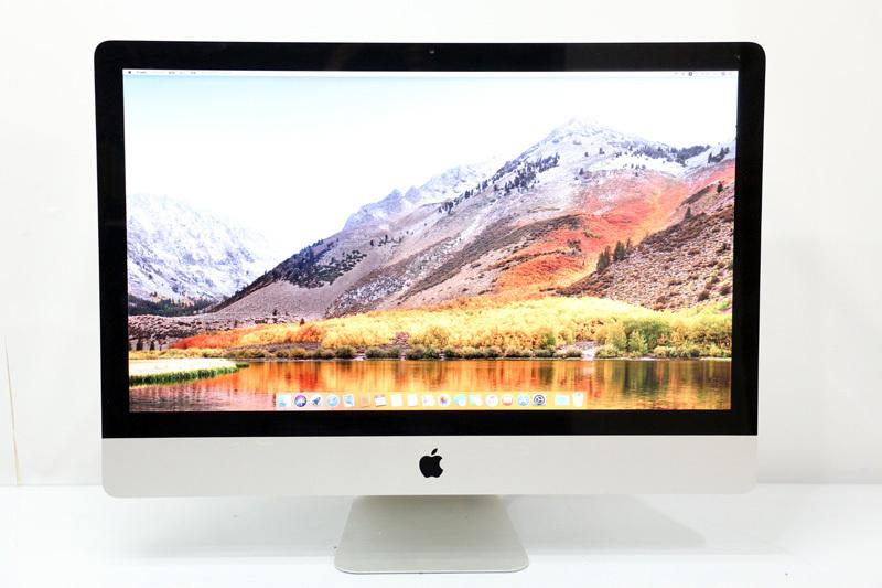 中古 Apple iMac IMACCI5-2700 A1312 MC813LL/A Core i5 2500S 2.7Ghz 8GB 1TB スーパードライブ Mid-2011 Bluetooth カメラ 3ヶ月保証 ad0447 【中古】【消費税込】【送料・代引手数料無料】