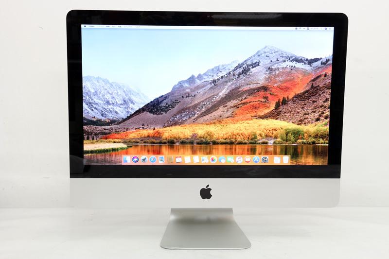 【テレワーク 在宅勤務に】WEBカメラ搭載 中古 Apple iMac A1311 MB950J/A Core 2 Duo E7600 3.06GHz 8GB 500GB スーパードライブ 2009年 Bluetooth カメラ 3ヶ月保証 ad0430 【中古】【消費税込】【送料・代引手数料無料】