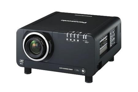 【中古】PANASONIC PT-DZ12000 フルHD 業務用大型プロジェクター レンズ付き TY-D75LE3 12000ルーメン 約35kg