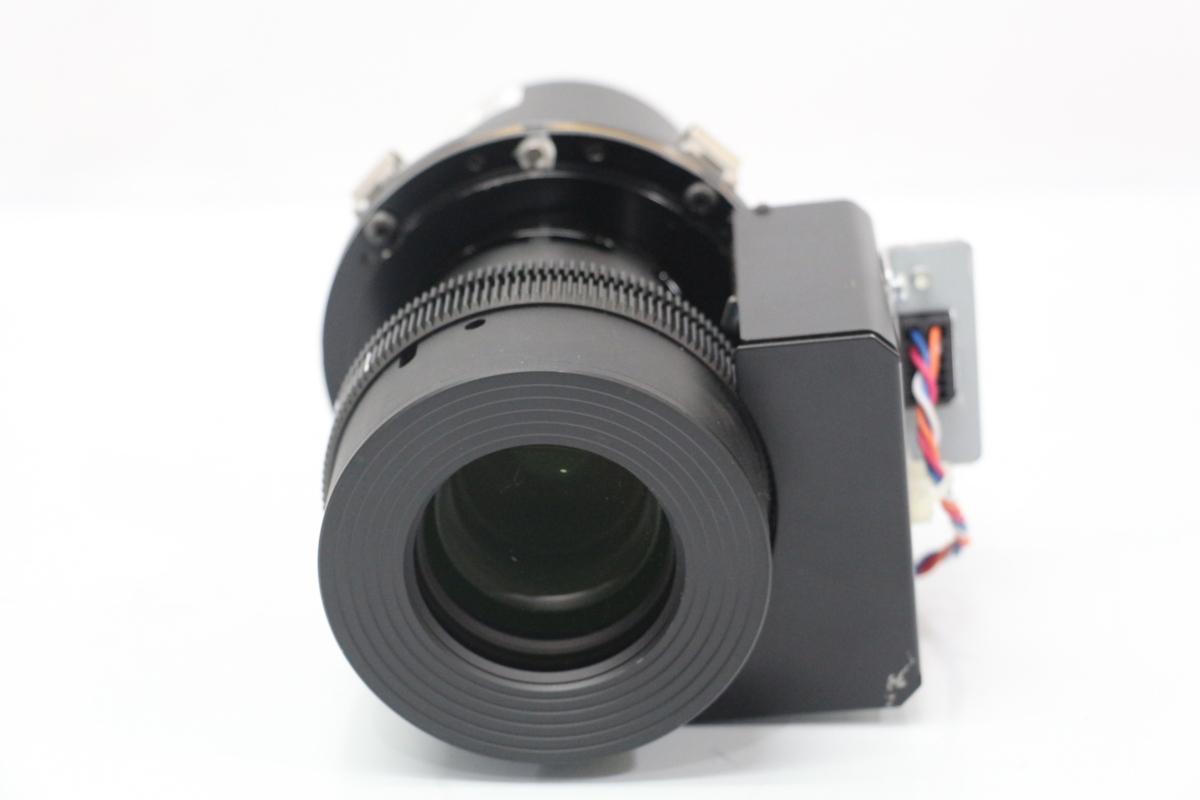 【中古】BARCO RLD lens 4.34-6.76:1 プロジェクター レンズ RLM-W8等用