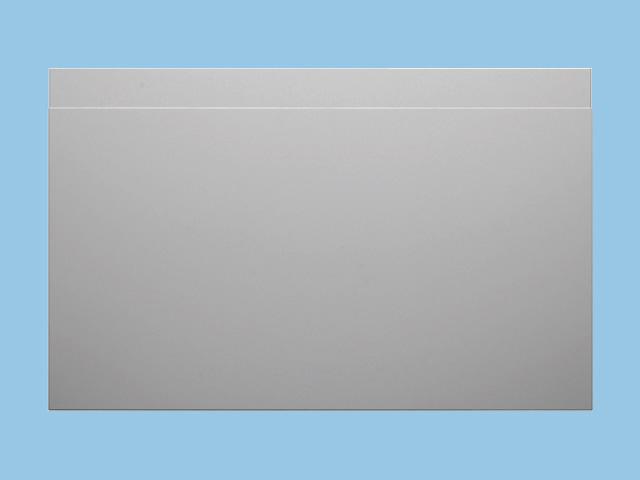 Panasonic(パナソニック)レンジフード用 スライド前幕板FY-MH9SL-S シルバー(90cm幅、吊戸高さ50-77.5cm)