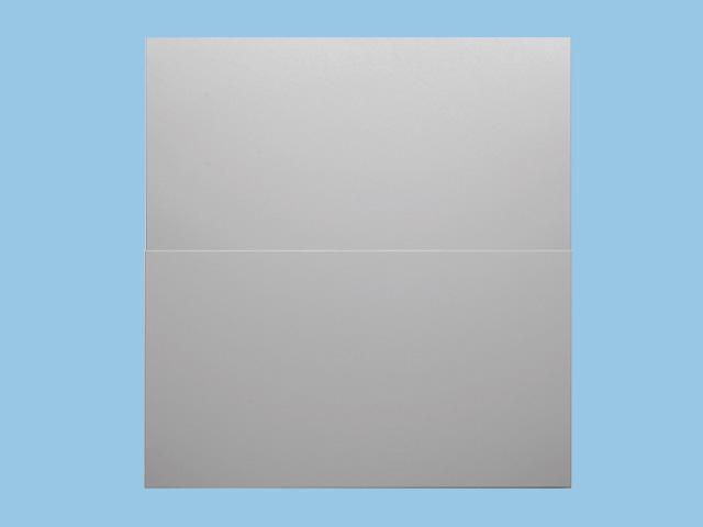 Panasonic(パナソニック)レンジフード用 スライド横幕板FY-MYCSL-S シルバー(吊戸高さ50-77.5cm)