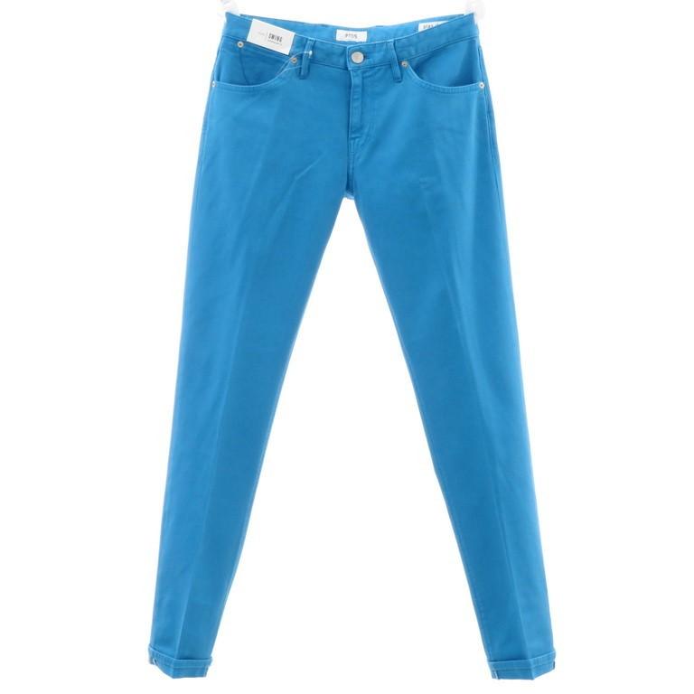 【新品】ピーティーゼロチンクエ PT05 ストレッチ コットンパンツ SWING ブルー【サイズ31】【BLU】【S/S】【状態ランクN】【メンズ】【10903-956119】