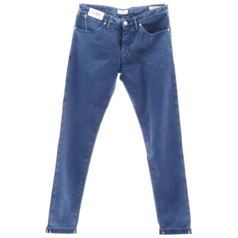 【新品】ピーティーゼロチンクエ PT05 ウォッシュ加工 コットン 5ポケットパンツ SWING ブルー【サイズ32】【BLU】【S/S】【状態ランクN】【メンズ】【10904-955969】