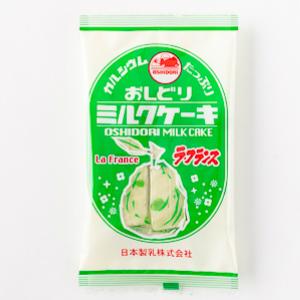 爆買いセール まほろばの里 高畠 に生まれて80年以上…多くの人に愛され続けてきた カルシウム豊富な自然食品 おしどりミルクケーキ ラフランス味 山形 日本製乳 新作多数 駄菓子 お土産 東北 お菓子