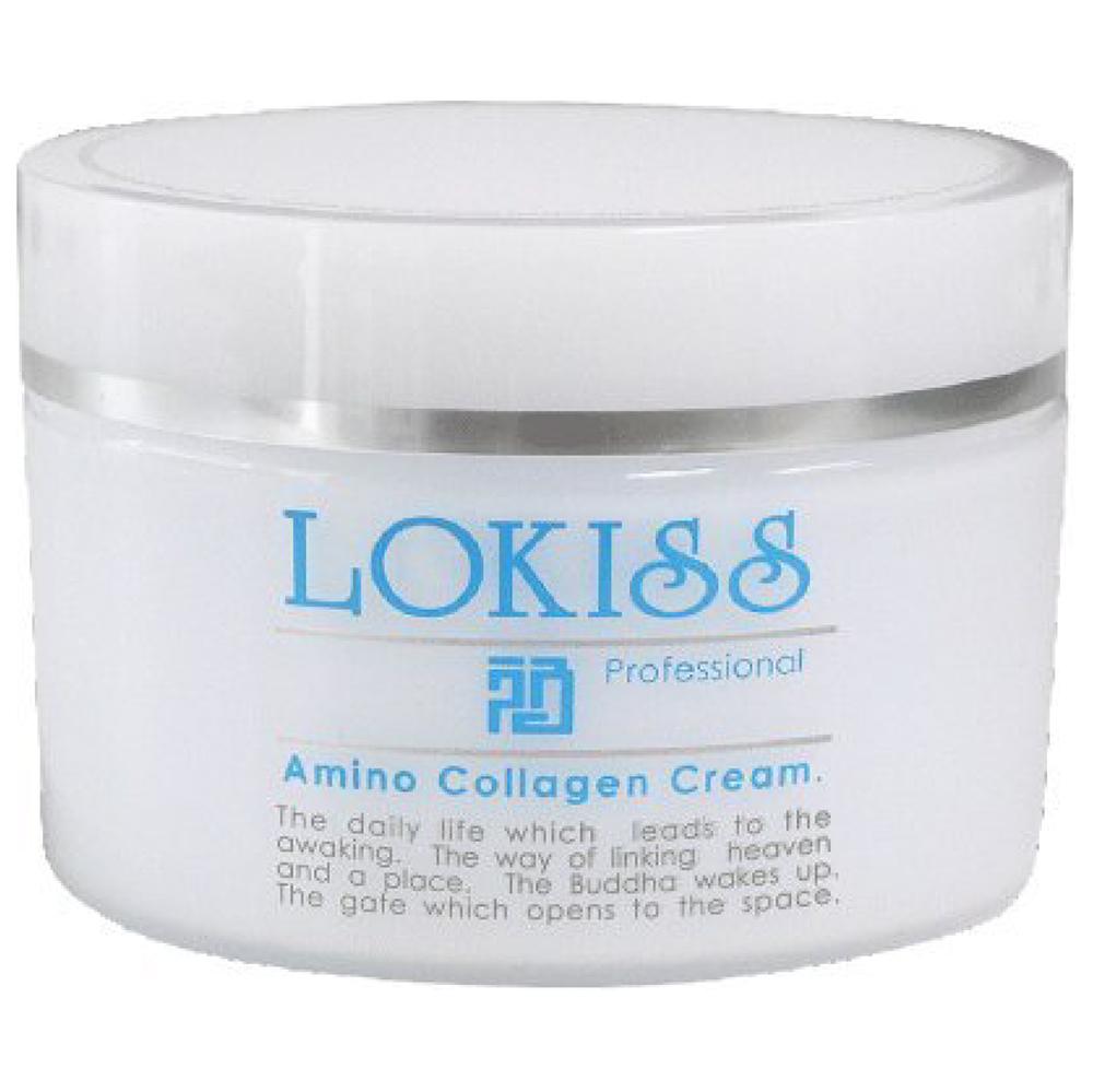 ウォータークリスタルのコラーゲンとアミノ酸がたっぷり増えて グレードアップしました 送料無料 在庫処分 ロキス ウォータークリスタルクリームSP2 LOKISS 150g 保湿クリーム マート