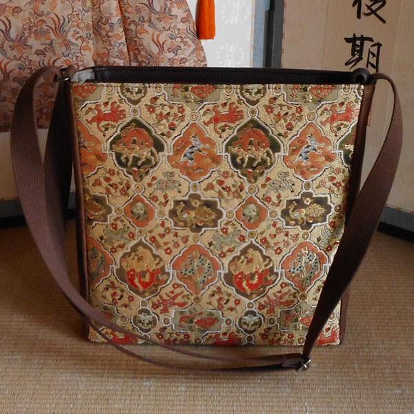 【送料無料!】オリジナルショルダーバッグ(酒袋)