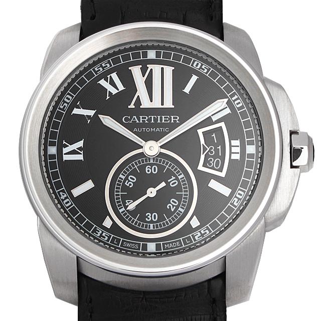 【48回払いまで無金利】カルティエ カリブル ドゥ カルティエ W7100041 メンズ(0066CAAN0166)【新品】【腕時計】【送料無料】