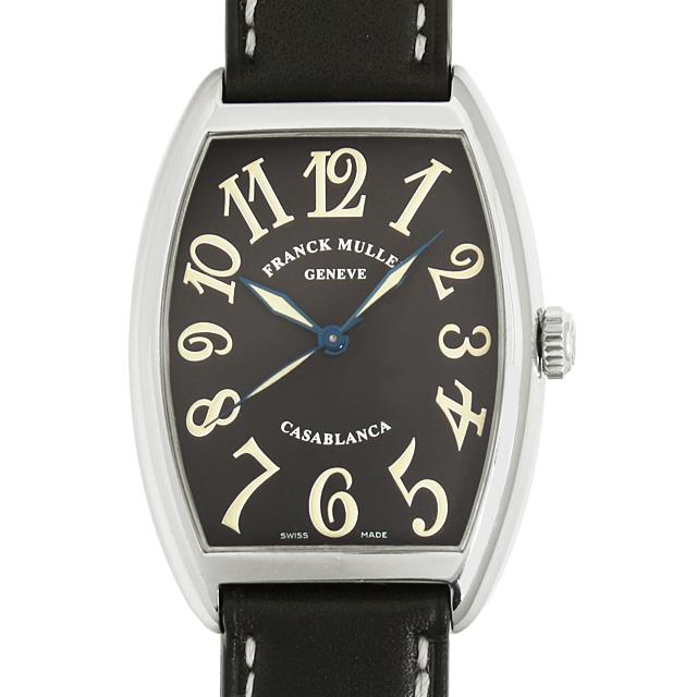 【48回払いまで無金利】フランクミュラー カサブランカ 初期モデル CASABLANCA AC メンズ(12FRU000154)【中古】【腕時計】【送料無料】