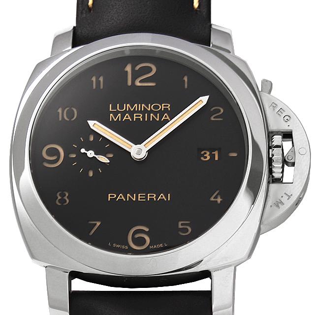 【48回払いまで無金利】パネライ ルミノールマリーナ 1950 3DAYS O番 PAM00359 メンズ(12OPS000011)【未使用】【腕時計】【送料無料】