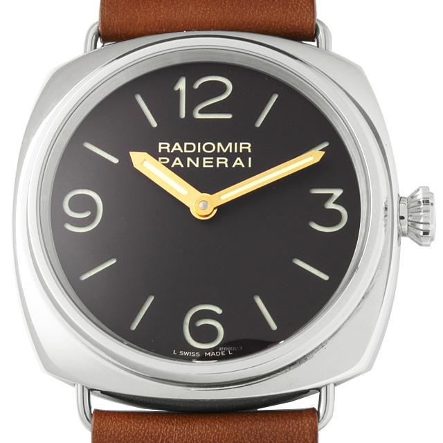 【48回払いまで無金利】パネライ ラジオミール1938 1938本限定モデル I番 PAM00232 メンズ(12OPU000145)【中古】【腕時計】【送料無料】