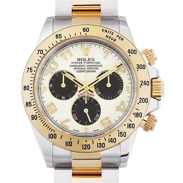 【48回払いまで無金利】ロレックス コスモグラフ デイトナ V番 116523 メンズ(12ROU000551)【中古】【腕時計】【送料無料】
