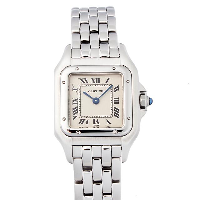 【48回払いまで無金利】カルティエ パンテール SM W25033P5 レディース(9MCAU000010)【中古】【腕時計】【送料無料】