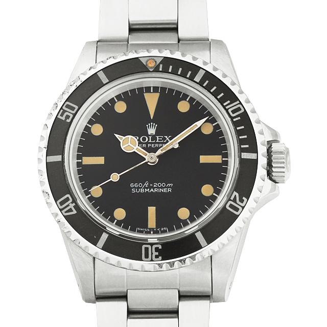 【48回払いまで無金利】ロレックス サブマリーナ 51番 5513 メンズ(9MROA000005)【アンティーク】【腕時計】【送料無料】