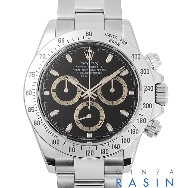 【48回払いまで無金利】SALE ロレックス コスモグラフ デイトナ V番 116520 メンズ(9MROU000035)【中古】【腕時計】【送料無料】