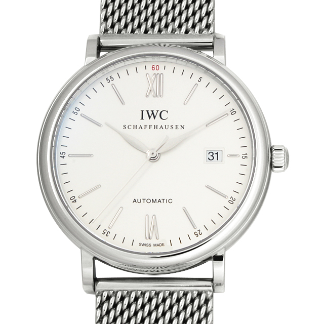【48回払いまで無金利】IWC ポートフィノ IW356505 メンズ(015PIWAN0048)【新品】【腕時計】【送料無料】