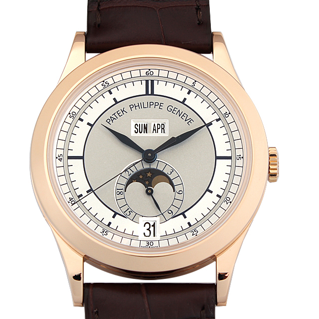 【48回払いまで無金利】パテックフィリップ アニュアルカレンダー 5396R-001 メンズ(12PPU000207)【中古】【腕時計】【送料無料】