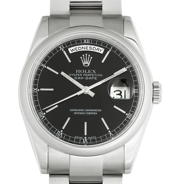 【48回払いまで無金利】ロレックス デイデイト Y番 118209 メンズ(12ROU000555)【中古】【腕時計】【送料無料】