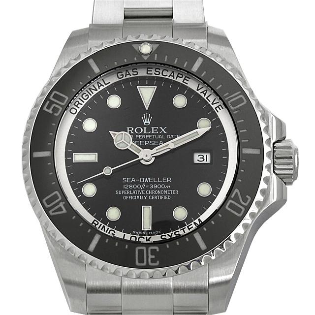 【48回払いまで無金利】ロレックス シードゥエラー ディープシー V番 116660 メンズ(12ROU000590)【中古】【腕時計】【送料無料】
