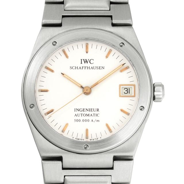 【48回払いまで無金利】IWC インヂュニア 500.000A/m IW3508 メンズ(7UIWU000004)【中古】【腕時計】【送料無料】
