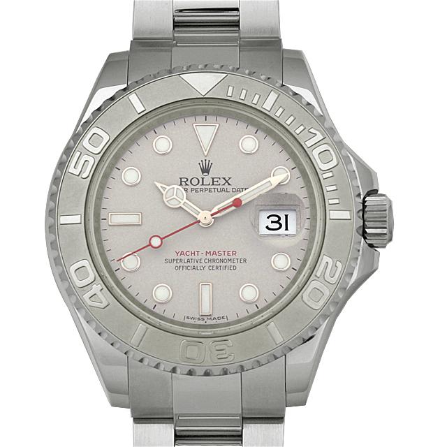 【48回払いまで無金利】ロレックス ヨットマスター ロレジウム G番 16622 メンズ(87ROU000058)【中古】【腕時計】【送料無料】