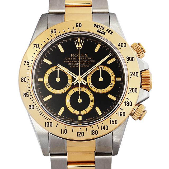 【48回払いまで無金利】ロレックス コスモグラフ デイトナ W番 16523 メンズ(12ROU000602)【中古】【腕時計】【送料無料】