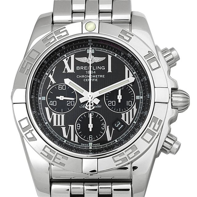 【48回払いまで無金利】ブライトリング クロノマット44 A011B56PA メンズ(42BRU000005)【中古】【腕時計】【送料無料】