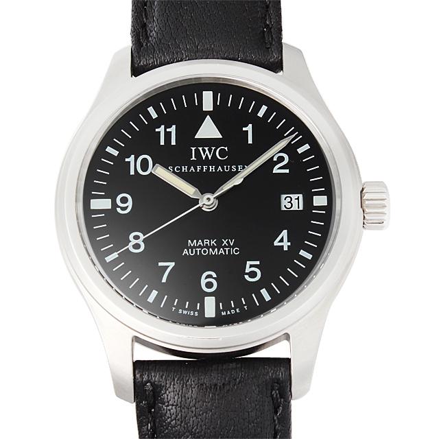 【48回払いまで無金利】IWC マーク15 マークXV IW325301 IW325301 マークXV メンズ(7UIWU000007)【中古 マーク15】【腕時計】【送料無料】, くろがねっとSHOP:b719ec2e --- kutter.pl