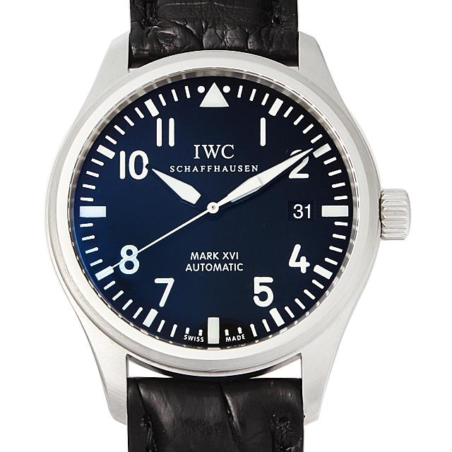 【48回払いまで無金利】IWC マーク16 マークXVI IW325501 メンズ(9MIWU000013)【中古】【腕時計】【送料無料】
