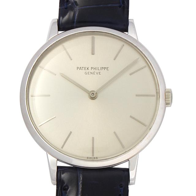 【48回払いまで無金利】パテックフィリップ カラトラバ 3468G メンズ(9VPPA000001)【アンティーク】【腕時計】【送料無料】
