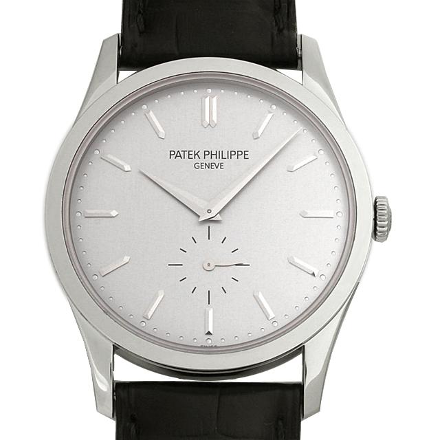 【48回払いまで無金利】パテックフィリップ カラトラバ 5196G-001 メンズ(12PPU000233)【中古】【腕時計】【送料無料】