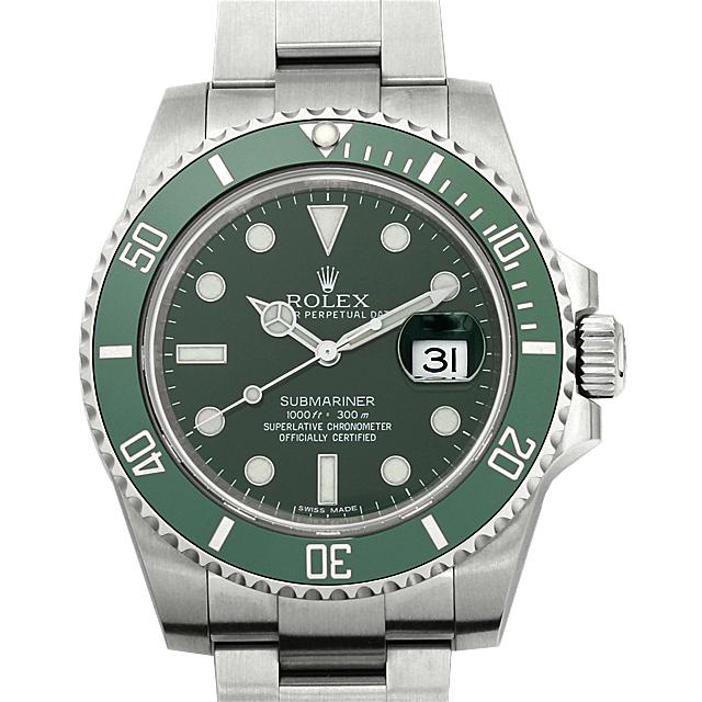 【48回払いまで無金利】ロレックス サブマリーナ デイト G番 116610LV メンズ(12ROS000041)【未使用】【腕時計】【送料無料】