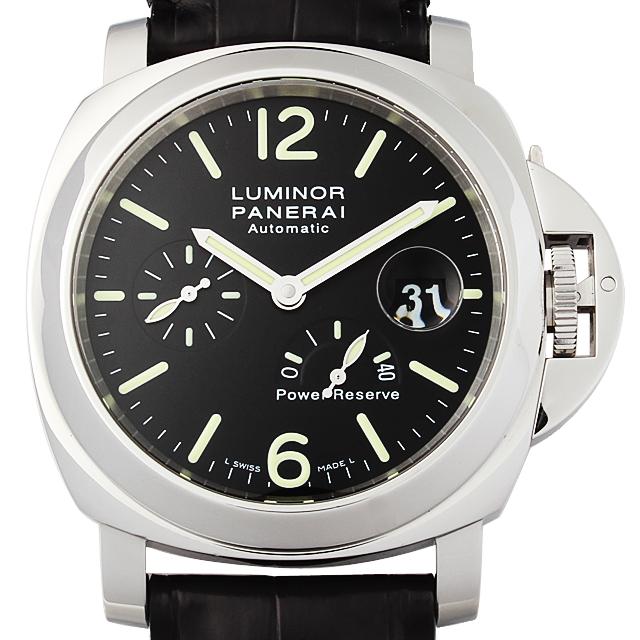 【48回払いまで無金利】パネライ ルミノール パワーリザーブ K番 PAM00090 メンズ(14OPU000026)【中古】【腕時計】【送料無料】