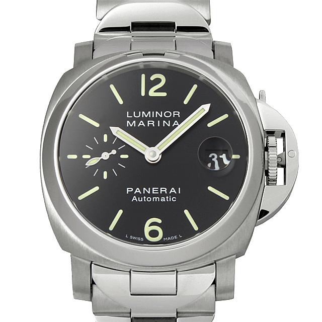 【48回払いまで無金利】パネライ ルミノールマリーナ K番 PAM00050 メンズ(14OPU000027)【中古】【腕時計】【送料無料】
