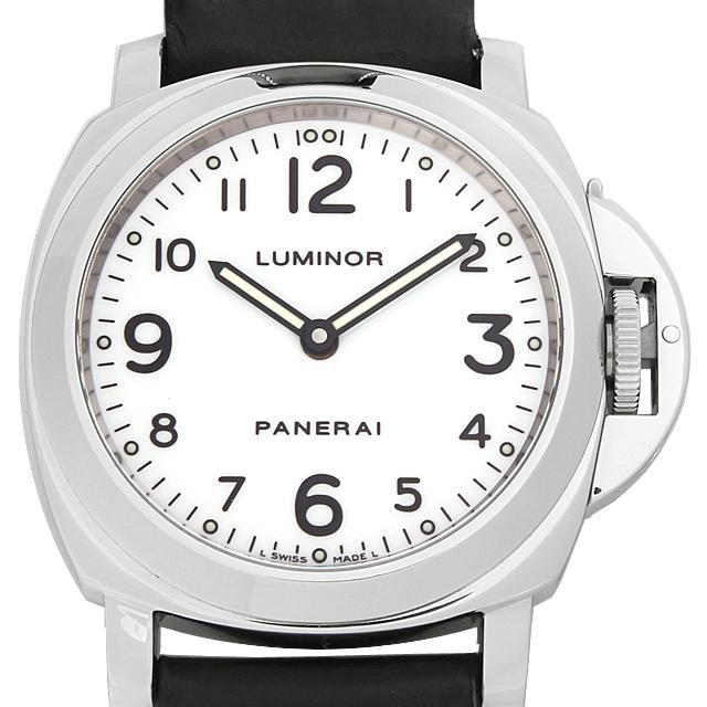 【48回払いまで無金利】パネライ ルミノールベース C番 PAM00010 メンズ(1HOPU000016)【中古】【腕時計】【送料無料】