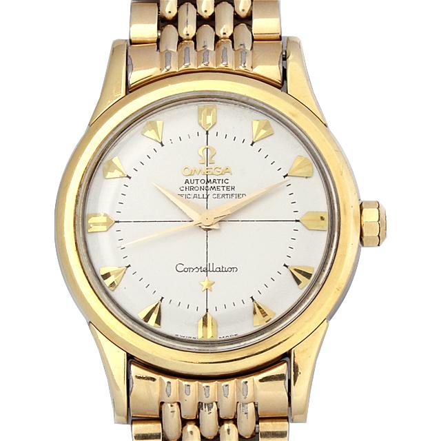 【48回払いまで無金利】SALE オメガ コンステレーション Cal.505 メンズ(87OMA000003)【アンティーク】【腕時計】【送料無料】