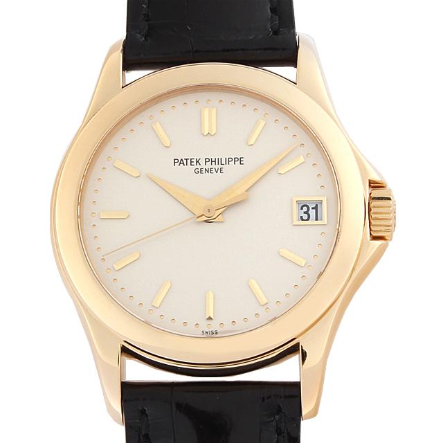 【48回払いまで無金利】パテックフィリップ カラトラバ 5107J-001 メンズ(9VPPU000016)【中古】【腕時計】【送料無料】