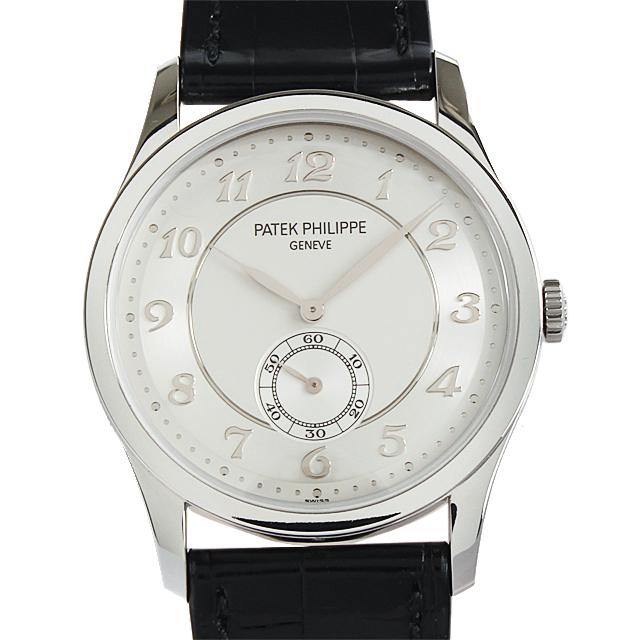 【48回払いまで無金利】SALE パテックフィリップ カラトラバ 5196P-001 メンズ(9VPPU000020)【中古】【腕時計】【送料無料】
