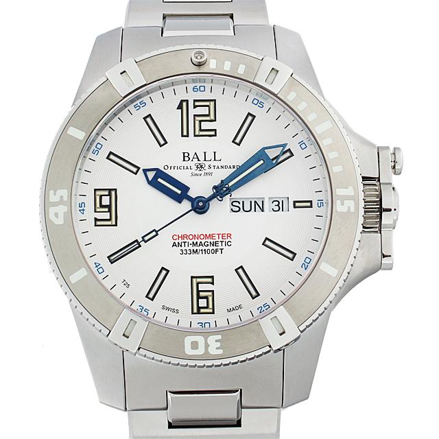 【48回払いまで無金利】ボールウォッチ エンジニア ハイドロカーボン スペースマスター DM2036A-SCAJ-WH メンズ(0066BLAN0054)【新品】【腕時計】【送料無料】