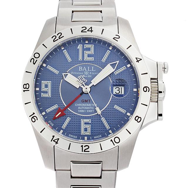 【48回払いまで無金利】ボールウォッチ エンジニア ハイドロカーボン GMT GM2098C-SCAJ-BE メンズ(N-GM2098SCAJBE)【新品】【腕時計】【送料無料】