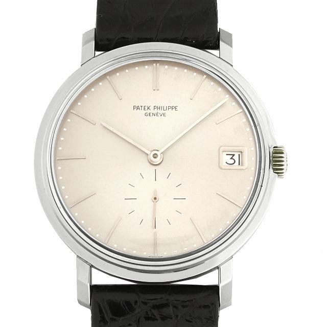 【48回払いまで無金利】SALE パテックフィリップ カラトラバ 3445G メンズ(12PPA000011)【アンティーク】【腕時計】【送料無料】